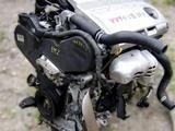 Toyota Lexus двигатель мотор Двигатель Toyota 1MZ-fe 3.0л Контактный за 99 000 тг. в Алматы – фото 4