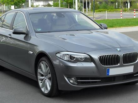 Стёкла на передние фары BMW 5 Series f10/f11/f18 (2009 —… за 24 500 тг. в Алматы – фото 2