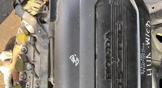 Honda Odessy Мотор перевозной объем 3.5 j35a за 111 тг. в Алматы