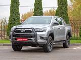 Toyota Hilux 2021 года за 28 500 000 тг. в Алматы – фото 2