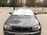 BMW 118 2010 года за 3 800 000 тг. в Алматы