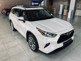 Toyota Highlander 2021 года за 35 700 000 тг. в Алматы – фото 3