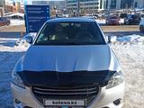 Peugeot 301 2014 года за 4 200 000 тг. в Нур-Султан (Астана)