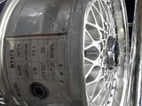 Новые диски BBS 16/4/108/4/100/7.5J ET20, CV73.1. за 185 000 тг. в Караганда – фото 2