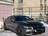 BMW 640 2016 года за 19 500 000 тг. в Усть-Каменогорск – фото 3
