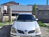 Nissan Almera Tino 2002 года за 2 200 000 тг. в Талдыкорган – фото 3