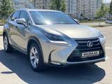 Lexus NX 200t 2014 года за 16 000 000 тг. в Алматы – фото 2