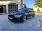 BMW 740 2018 года за 31 500 000 тг. в Караганда