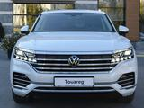 Volkswagen Touareg Business R-line 2021 года за 38 000 000 тг. в Костанай – фото 4