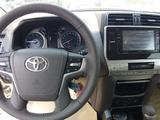 Toyota Land Cruiser Prado 2021 года за 22 900 000 тг. в Алматы – фото 4