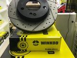 Перфорированные тормозные диски WINKOD за 12 000 тг. в Алматы