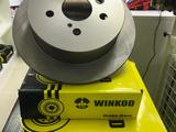 Перфорированные тормозные диски WINKOD за 12 000 тг. в Алматы – фото 2