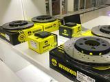 Перфорированные тормозные диски WINKOD за 12 000 тг. в Алматы – фото 3