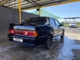 ВАЗ (Lada) 2115 (седан) 2012 года за 2 350 000 тг. в Шымкент – фото 3