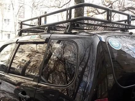 Багажник нива шеви шевролет за 555 тг. в Алматы – фото 3