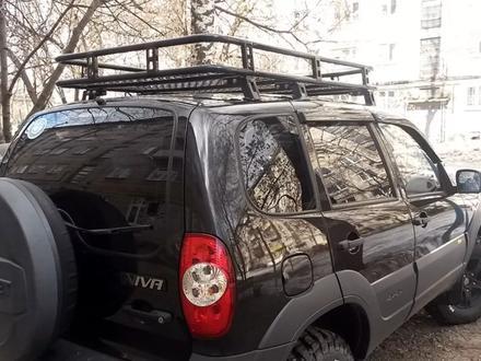 Багажник нива шеви шевролет за 555 тг. в Алматы – фото 4