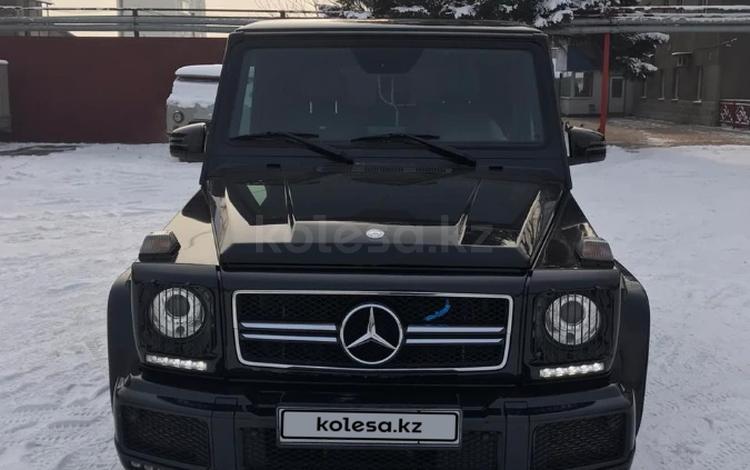 Mercedes-Benz G 500 2014 года за 31 000 000 тг. в Усть-Каменогорск