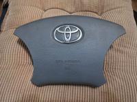 Подушка безопасности на руль на тойоту камри 35 (airbag) за 30 000 тг. в Алматы