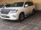 Lexus LX 570 2013 года за 23 000 000 тг. в Алматы – фото 2