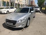 Peugeot 508 2014 года за 4 500 000 тг. в Нур-Султан (Астана)