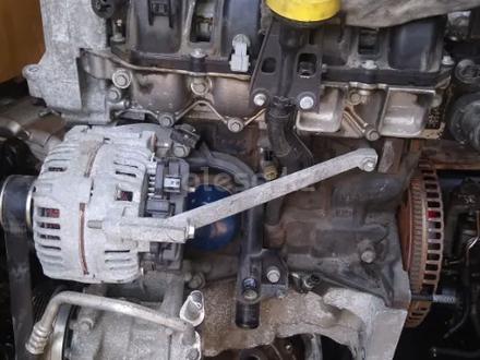 Двигатель Renault Logan 1.6 литра к4м за 350 тг. в Алматы