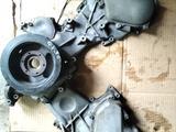 Лобовая крышка двигателя шкив коленвала Vk-56 за 50 000 тг. в Алматы