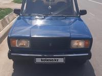 ВАЗ (Lada) 2107 2008 года за 670 000 тг. в Шымкент