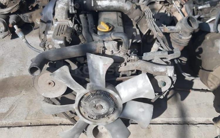 Привозной двигатель Тд 27 с навесным и с коробкой механикой за 400 000 тг. в Нур-Султан (Астана)