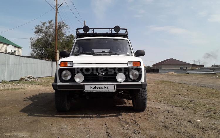ВАЗ (Lada) 2121 Нива 2012 года за 2 400 000 тг. в Караганда