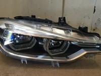 Фара правая светодиодная Led f30 BMW за 170 000 тг. в Нур-Султан (Астана)