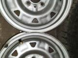 Диски r13 комплект 4штуки не мяты, не гнуты, как новые, а они новые. за 20 000 тг. в Петропавловск – фото 3