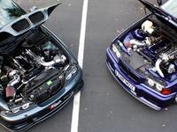 Свап комплект двигателя! Toyota 2JZ 3.0 литра! Привозные агрегаты из… за 89 960 тг. в Алматы