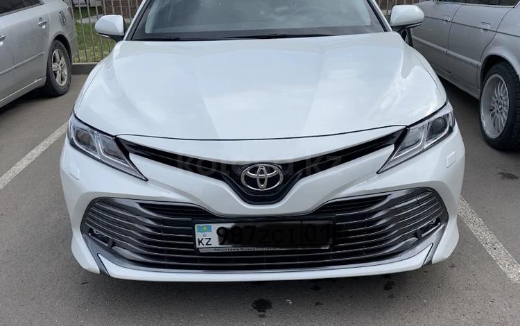 Toyota Camry 2018 года за 12 700 000 тг. в Кызылорда
