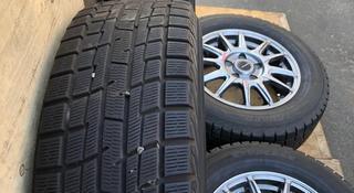 Диски с зимней резиной на Toyota за 130 000 тг. в Алматы