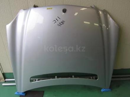 Капот на мерседес w211 за 85 000 тг. в Алматы – фото 3
