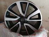 Комплект оригинальных дисков Nissan Qashqai за 155 500 тг. в Караганда