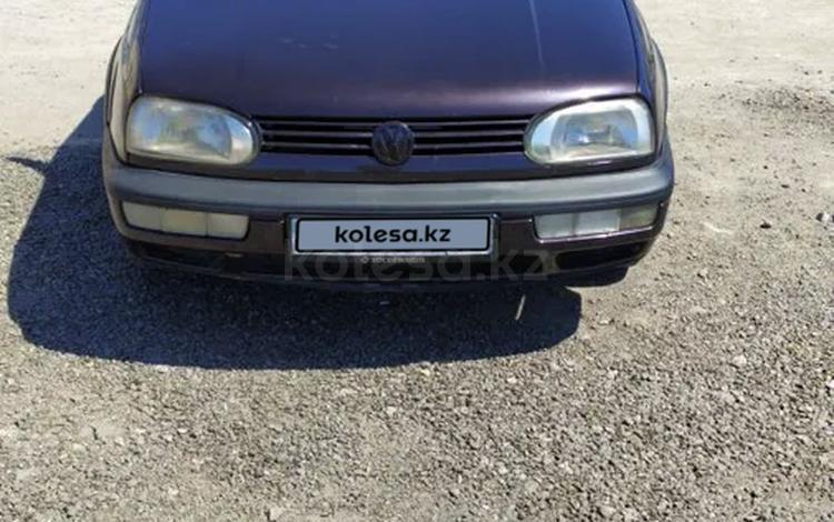 Volkswagen Golf 1993 года за 1 300 000 тг. в Нур-Султан (Астана)