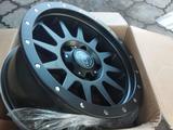 Диск новые усиленные фирменные авто диски за 350 000 тг. в Алматы