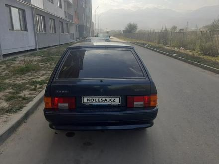 ВАЗ (Lada) 2114 (хэтчбек) 2008 года за 1 150 000 тг. в Алматы – фото 2
