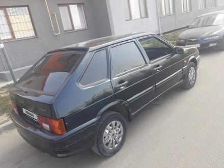 ВАЗ (Lada) 2114 (хэтчбек) 2008 года за 1 150 000 тг. в Алматы – фото 3