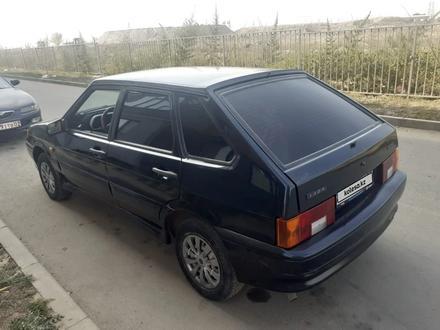 ВАЗ (Lada) 2114 (хэтчбек) 2008 года за 1 150 000 тг. в Алматы – фото 4