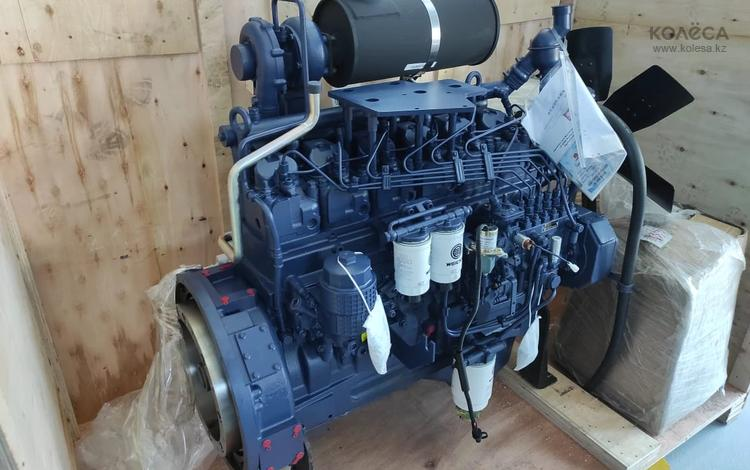 Двигатель Weichai в Алматы