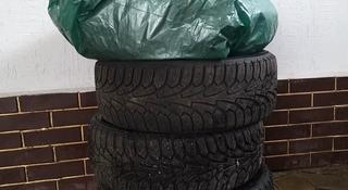 Зимние шины почти новые за 45 000 тг. в Алматы