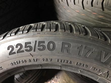 225/50/17 комплект бу континенталь за 55 000 тг. в Алматы – фото 5