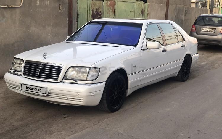 Mercedes-Benz S 600 1998 года за 3 200 000 тг. в Актау