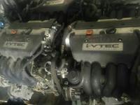 Двигатель Хонда CR-V k24 за 260 000 тг. в Алматы