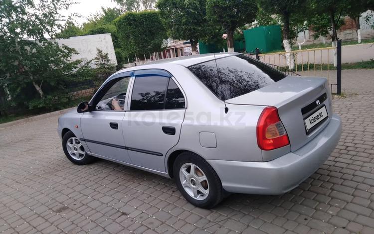 Hyundai Accent 2006 года за 1 550 000 тг. в Уральск