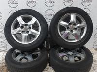 Диски с Резиной Mitsubishi Outlander 5X114.3 R16 оригинал из Японии за 120 000 тг. в Атырау