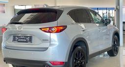 Mazda CX-5 2021 года за 15 490 000 тг. в Петропавловск – фото 5