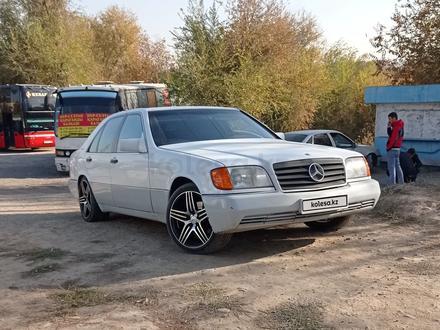 Mercedes-Benz S 320 1992 года за 1 800 000 тг. в Шымкент – фото 10